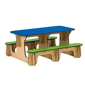 ちびっこテーブルベンチ