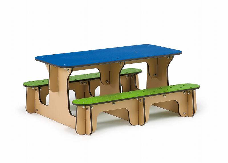 CP-01617 ちびっこテーブルベンチ