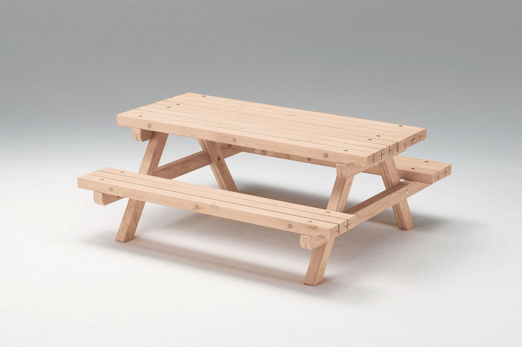 EX-17010H ピクニックテーブル