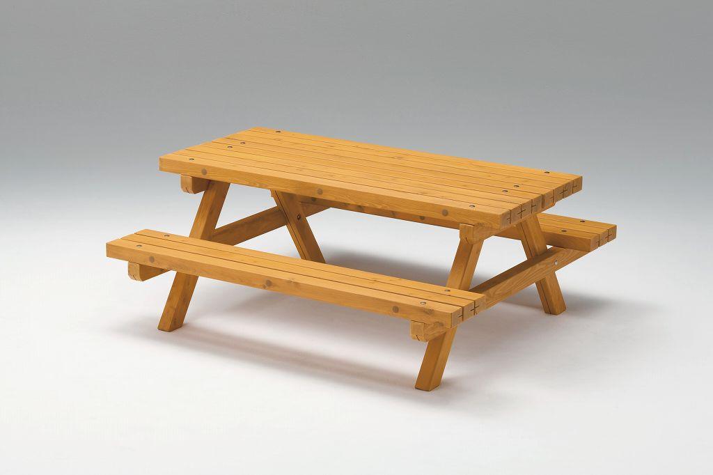EX-17010WM ピクニックテーブル