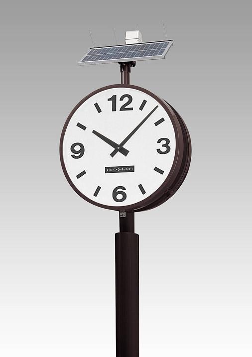 太陽電池時計