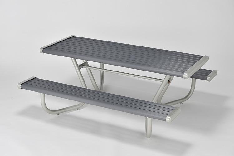 RVT01A-AT-NA-GR ピクニックテーブル
