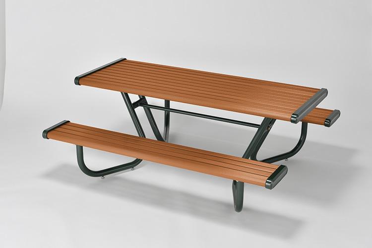 RVT01A-AT-PS-RD ピクニックテーブル