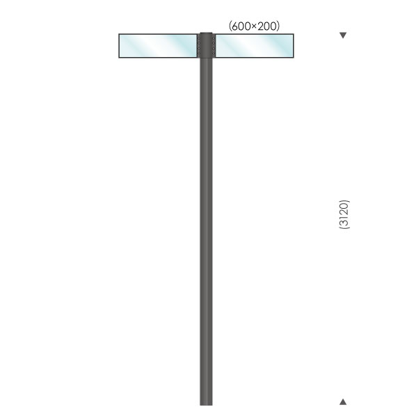 UC-S365002 ガラスサイン