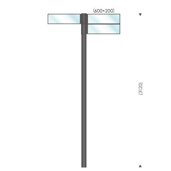 UC-S365003 ガラスサイン